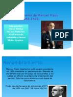 Segundo Gobierno de Manuel Prado Ugarteche (1956-1962) Power Point NUEVO