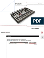 Drumazon Manual En