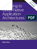 Migrating to Cloud-Native App Architectures Pivotal