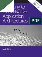 Migrating to Cloud-Native App Architectures Pivotal
