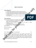 Draft TE E TC Syllabus 2012 Course Wef AY 2014 15