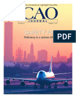 ICAO Journal nº 53-Proficiency in a common ATC language