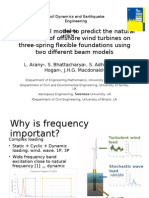 An Analytical Model to Predict the Natural Frequency