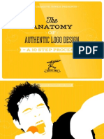 Anatomy of Logo Design 10 Steps Process 2015 Final