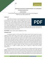 3. Management - A Study of Tourist Behavior in Favor-Dr. Madhu Murdia