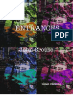 John Crouse - ENTRANCES