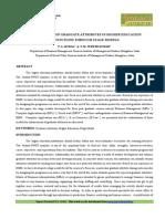 11. Manage- Enhancement of Graduate -Dr. p.s. Aithal