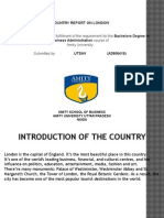 Country Report Ppt