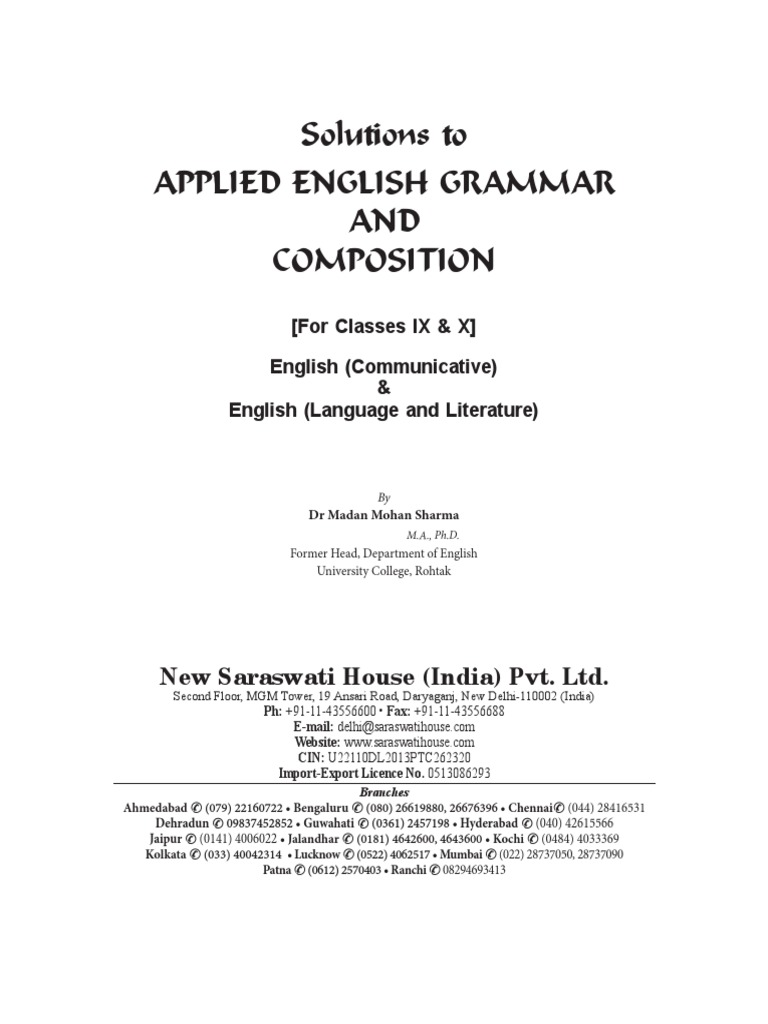 Applied english grammar class 9 10 2015 pollution obesity fandeluxe Images