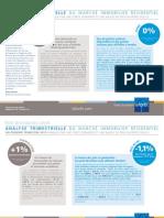 Analyse du marché immobilier par le réseau d'agence Laforet