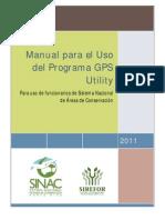 Manual Para La Instalacin y Uso Del Programa GPS Utility