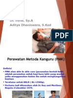 Perawatan Metoda Kanguru RSMC