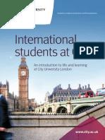 City University International Guide