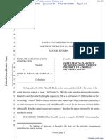 Netscape Communications Corporation et al v. Federal Insurance Company et al - Document No. 60