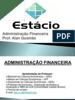 Aula_01  Adm Financeira