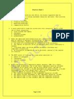Florida Real Estate Post Licensing exam