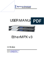 EtherMPX User Manual v3 (Rev1.2)
