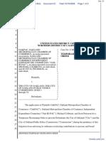 OakPAC et al v. The City of Oakland et al - Document No. 21
