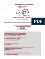 LAMPEA-Doc 2015 – numéro 11 / Vendredi 10 avril 2015