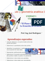 Diapositiva Ecuacion de La Recta