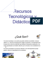 Recursos Tecnológicos y Didácticos power point.ppt