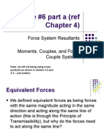 6-Moments Couples and Force Couple Systems_PartA