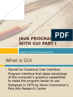 09 Java Programming With GUI Part1
