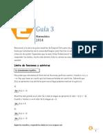 Matematica 51 - Guia 3 Limite
