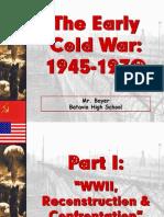 coldwar presentation - students