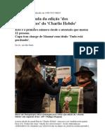 Venda Do Charlie Hebdo Após Atentado