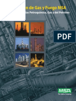 Deteccion de Gas y Fuego Msa Para Petroquimicas