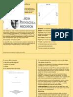 Normas APA Para Trabajos Escritos y Documentos de Investigación Veronica Carvajal 9a