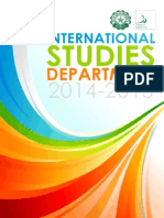 Is Department Guidelines (2014-2015)
