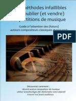 Publier Et Vendre Ses Partitions de Musique