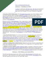 Omnisecu IPv6