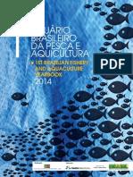Anuário pesca e aquicultura