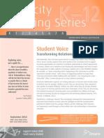 cbs studentvoice
