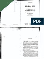 Sófocles - Antígona parte 1