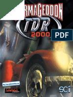 Carmageddon TDR2000 - Manual - PC