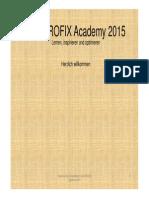 Gastrofix Academy 2015
