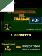 3.Tercera Clase El Derecho Penal de Trabajo