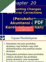 Perubahan Akuntansi & Koreksi Kesalahan.ppt