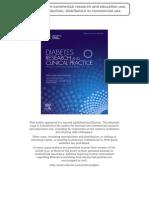 Diabetes Pritchard Et Al 2014