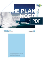 Plan Nord English summary