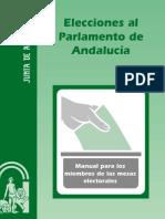 Manual Miembros Mesa Andalucía