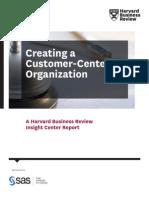 Creating a Customer Centric Organisation