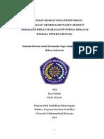 internasionalisasi bahasa indonesia