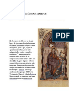 Dos evangelios, trabajo final Instituto Bíblico Católico GDL