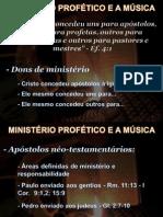 02- Ministério Profético e Música.ppt