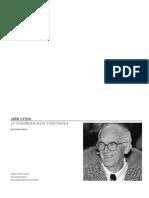 Jørn Utzon - La Fenomenología Construida